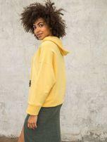 Żółta bluza Replicating                                  zdj.                                  2