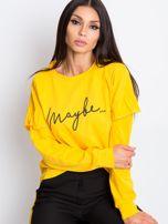 Żółta bluzka Dulce                                  zdj.                                  1