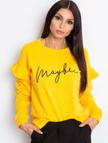 Żółta bluzka Dulce                                  zdj.                                  5