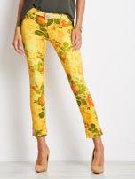Żółte spodnie Nebraska                                  zdj.                                  1